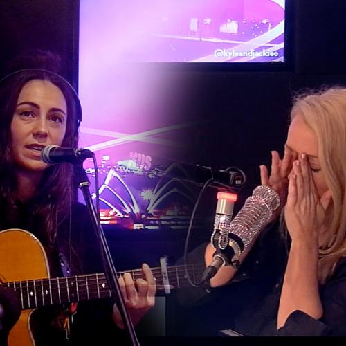 This Is The Moment Amy Shark Made Jackie O Cry Live On Air