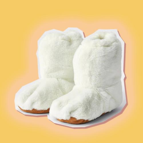My Feet Are Cold & Target Are Selling CHEAP Microwavable Slippers... You Do The Math.