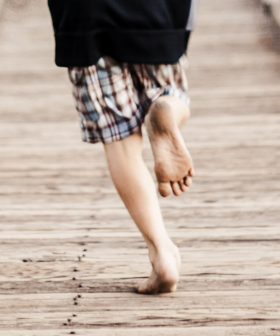 The Way This Young Boy Lost A Piece of His Toe Will Leave You Shivering