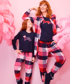 Peter Alexander Is Dropping A New Mother's Day Collection With Matching PJs For Kids