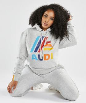 Aldi's Selling Cute Branded Hoodies So You Can Show Your Loyalty Publicly