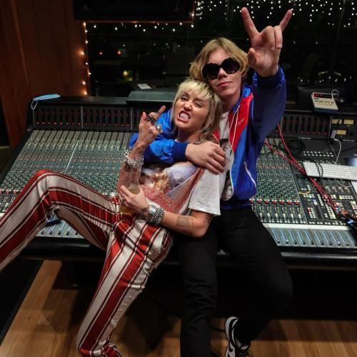 The Kid Laroi Reveals Why He Was Once At Miley Cyrus's House At 3 am