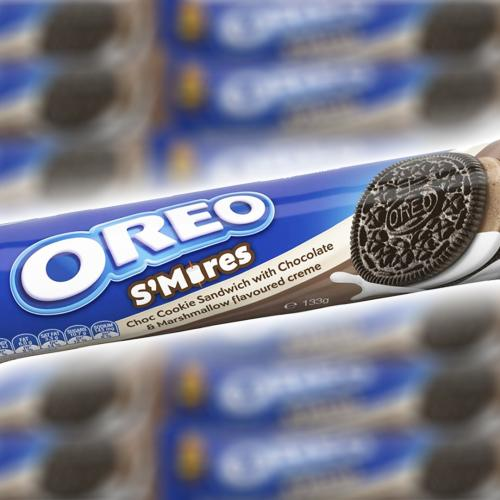 You Can Now Get Oreo S'Mores For That Marshmallow/Cookie Goodness!