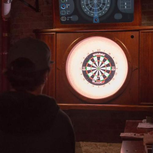 Sydney's Getting An Electronic Darts Bar!
