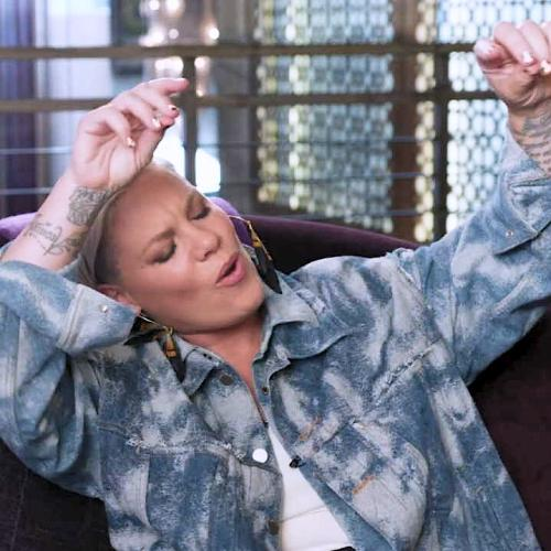 P!nk Reveals Why She Thinks The World's Going To Kick Her Son's 'Ass'