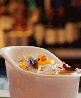 Holey Moley Are Serving Up Cocktails In Mini Bathtubs And Trophy Cups