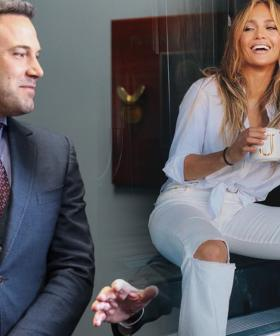 It Appears JLo Has Moved on Quickly With Ex Ben Affleck!
