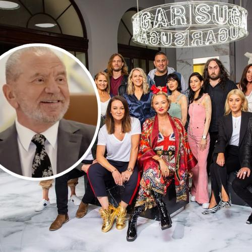 Who Loved Watching Lord Alan Sugar Roast The Celebs On Celebrity Apprentice Last Night?
