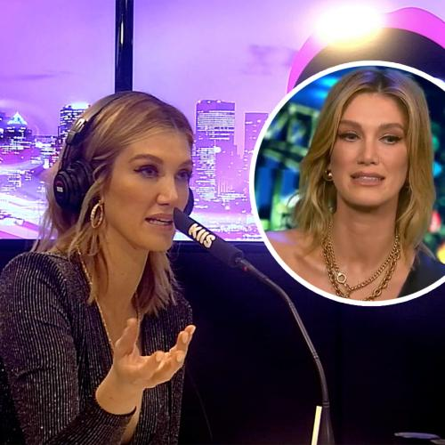 Delta Goodrem Addresses Her Incredibly 'Awkward' Moment On The Project Last Week