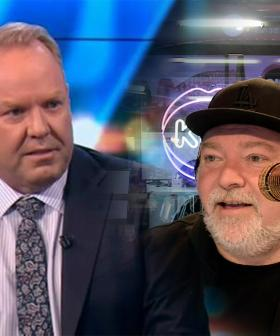 Kyle Has Cheeky Request For Peter Helliar To Do On 'The Project'