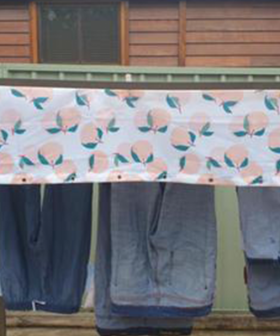 Don't Have A Dryer? This Viral Clothes Line Hack Will Be A Saviour This Winter