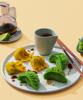 Roll'd Is Now Slinging Pho Soup, Edamame & Shiitake Dumplings
