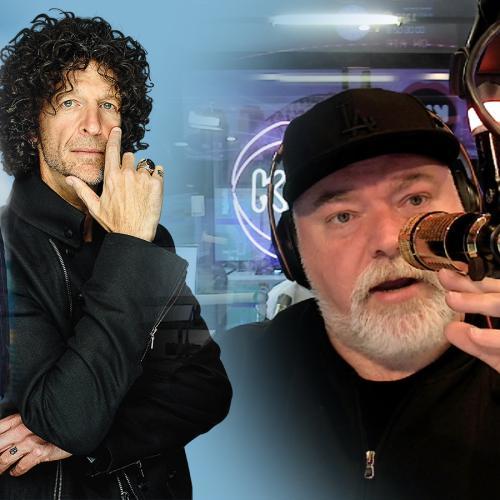 Lord Alan Sugar Ribs Kyle Sandilands Calling Him 'The Poor Mans Howard Stern'