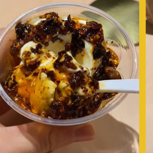 This Macca's Ice Cream And Chilli Hack Is Going Viral And It Sounds...Odd
