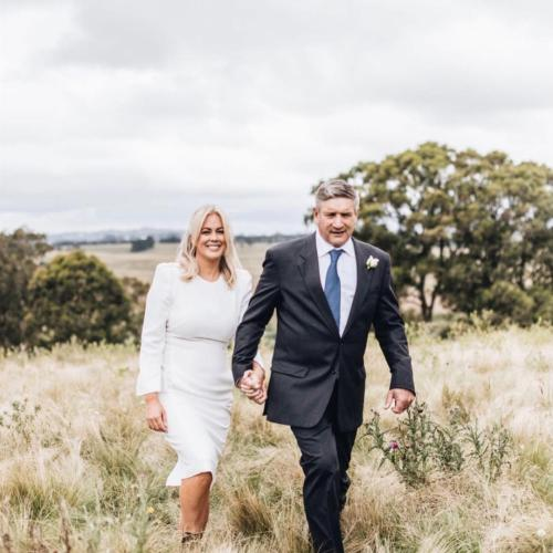 Samantha Armytage's Husband Wants Her To Change Her Last Name