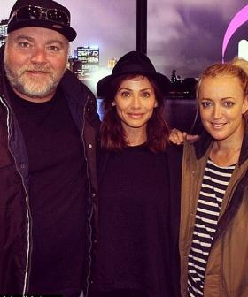 Kyle Reveals The Time He Shot His Shot With Natalie Imbruglia At His House!