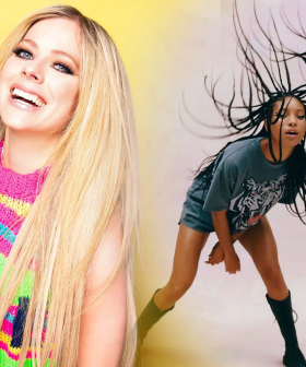 Avril Lavigne & Willow Smith Are Teaming Up To Fulfil My Pop Punk Teenage Dreams