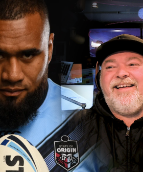 State Of Origin Blues Player Junior Paulo Reveals What Happens In The Showers Post-Game