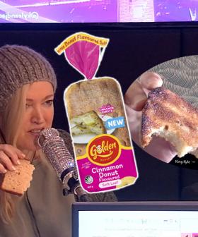 Is The Viral Cinnamon Doughnut Bread Any Good? Kyle & Jackie Taste It Live On-Air!