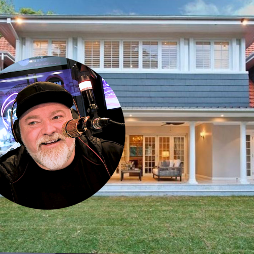 Kyle Sandilands Reveals How Much Rent He Pays A Week To Live In His Eastern Suburbs Mansion