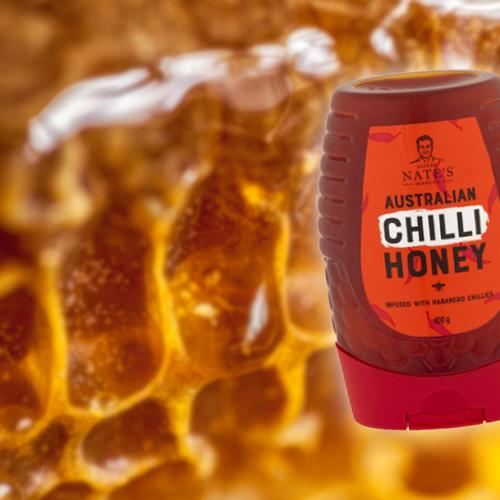 Chilli Flavoured Honey Exists & We Don't Bee-lieve It Either!