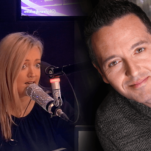 Psychic Medium John Edward Correctly Identifies Mindblowing Facts About An Anonymous Listener