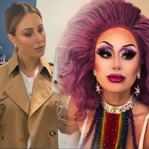 Roxy Jacenko's 'Drag Queen' Name Is Incredibly Risqué