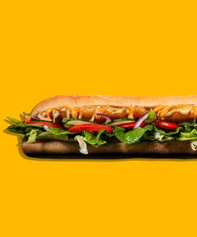 Subway Australia's Making Their Spicy Mayo PERMANENT!