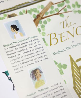 """Kate Langbroek Reveals The """"Outtakes"""" From Meghan Markle's Children's Book"""