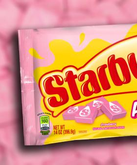 Starburst Are Now Selling Packs Of Pink-Only Chews
