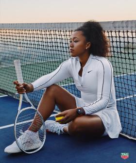 A Trailer For Tennis Superstar Naomi Osaka's Docu-Series Has Dropped