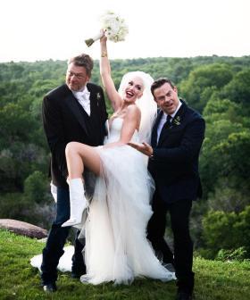 Gwen Stefani's Wedding Photos Will Melt Your Heart
