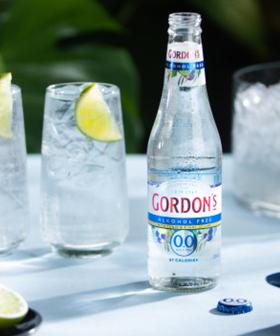 Did You Know That Gordon's Have Just Launched A Non-Alcoholic Gin?
