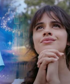 Here's Your First Look At The New Cinderella Movie Starring Camila Cabello!!