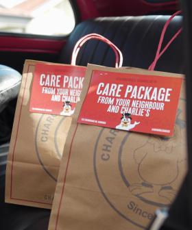 Chargrill Charlie's 'Nominate Your Neighbour' For Care Packages Initiative Is Back!