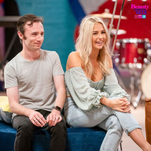Beauty & The Geek's Lachy Reveals How He Felt When He First Saw The Beauties Walk In