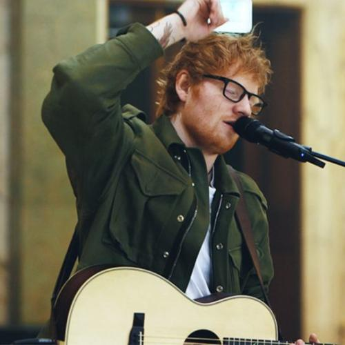 You'll Never Guess Which Musician Ed Sheeran Originally Wrote Justin Bieber's 'Love Yourself' For!
