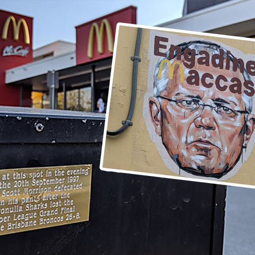 Scott Morrison FINALLY Clears Up What Happened At The Engadine Maccas