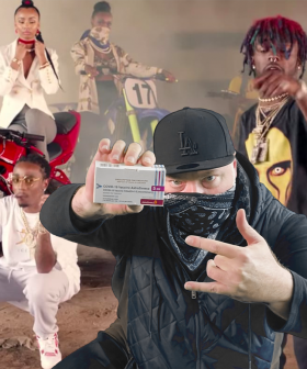 Kyle Sandilands Made A Vaccination Music Video To The Tune Of Ice Ice Baby