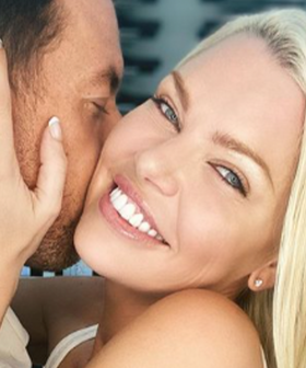Sophie Monk Met Her Fiance On A Flight, But She Made Them Do This One Thing Before Kissing
