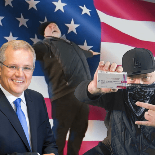 Prime Minister Scott Morrison Shares His Final Thoughts On Kyle's 'Get Vaxxed Baby' Song