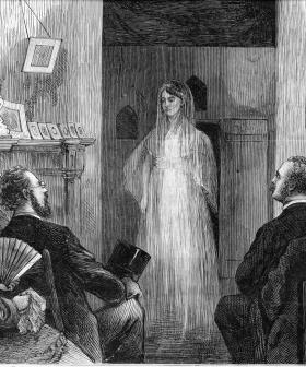 This Listener Dreams Of A Woman In A White Nightgown Haunting Her Closet...