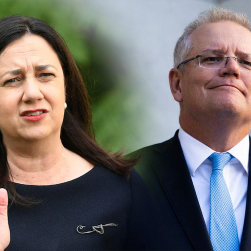 Prime Minister Scomo Reveals He Thinks Queensland Will Be Open To NSW By Christmas!