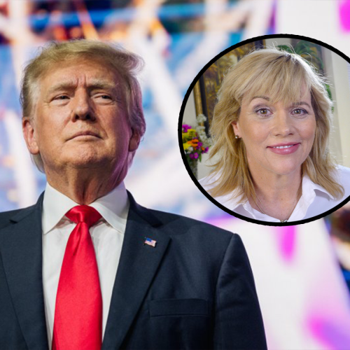 'Very Much My Type', Samantha Markle Admits She's Hot For... Donald Trump?!