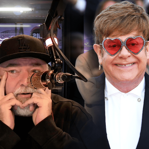 Kyle Panicked When He Met Sir Elton John In-Person & You Won't Believe What He Did!