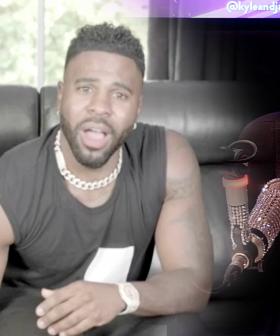 Jackie O Asks Jason Derulo Something That Left Him Speechless