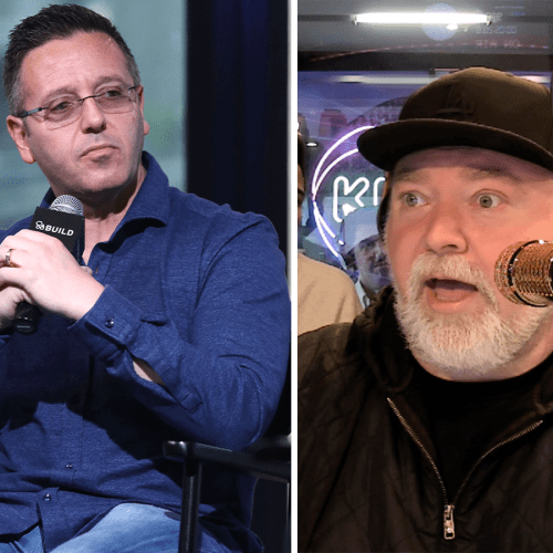Kyle Recalls Shocking Moment John Edward Connected With His Late Step-Father