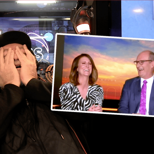 What Did Kyle Do That Really Hurt Kochie's Feelings?