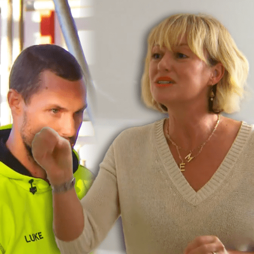 Shelley Craft Hints Who Might Be Behind The Block's Shocking Cheating Scandal