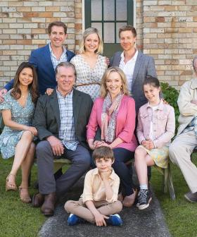 Hugh Sheridan Accidentally Slips Spoilers For Upcoming 'Back To The Rafters'